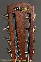 2018 Chatsworth Guitars Guitar 8-String Parlor Lap Steel Image 5