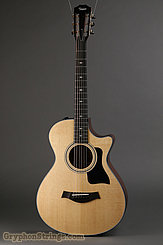 Taylor Guitar 312ce, 12 Fret, V-Class NEW Image 3