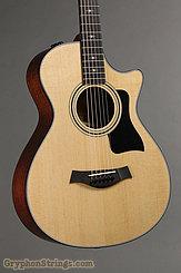 Taylor Guitar 312ce, 12 Fret, V-Class NEW Image 5