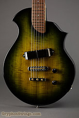 Rick Turner Guitar Model T Deluxe Darkburst NEW