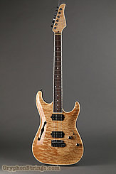 2014 Suhr Guitar Standard Arch Top Natural Image 3
