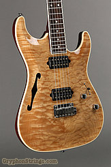 2014 Suhr Guitar Standard Arch Top Natural Image 5