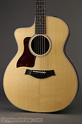Taylor Guitar 214ce Dlx Left Handed NEW