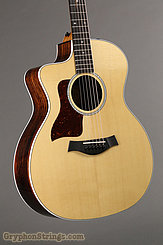 Taylor Guitar 214ce Dlx Left Handed NEW Image 5