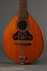 c 1895 August Pollmann  Mandoline Guitar