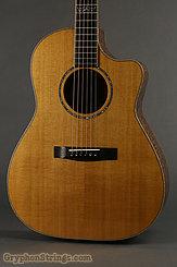 1998 Huss & Dalton Guitar CM Custom Cedar/ Quilted Sapele Image 1