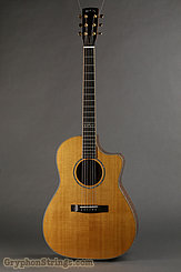 1998 Huss & Dalton Guitar CM Custom Cedar/ Quilted Sapele Image 3