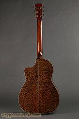 1998 Huss & Dalton Guitar CM Custom Cedar/ Quilted Sapele Image 4
