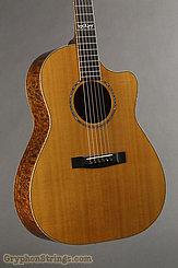 1998 Huss & Dalton Guitar CM Custom Cedar/ Quilted Sapele Image 5