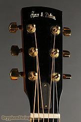 1998 Huss & Dalton Guitar CM Custom Cedar/ Quilted Sapele Image 7