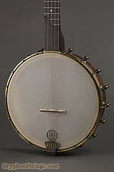 "Pisgah Banjo Pisgah Tubaphone 11"", Maple Rim, Aged Brass Hardware NEW"