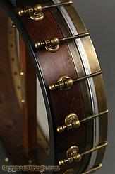 """Pisgah Banjo Pisgah Tubaphone 11"""", Maple Rim, Aged Brass Hardware NEW Image 5"""