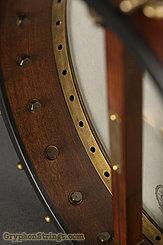 """Pisgah Banjo Pisgah Tubaphone 11"""", Maple Rim, Aged Brass Hardware NEW Image 6"""