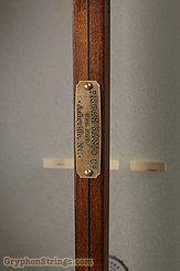 """Pisgah Banjo Pisgah Tubaphone 11"""", Maple Rim, Aged Brass Hardware NEW Image 7"""