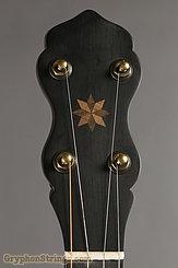 """Pisgah Banjo Pisgah Tubaphone 11"""", Maple Rim, Aged Brass Hardware NEW Image 8"""