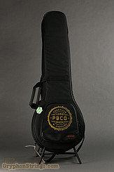 "Pisgah Banjo Pisgah Tubaphone 11"",  Maple Rim, Aged Brass Hardware 5 String, SRT scale NEW Image 11"