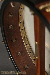 "Pisgah Banjo Pisgah Tubaphone 11"",  Maple Rim, Aged Brass Hardware 5 String, SRT scale NEW Image 6"