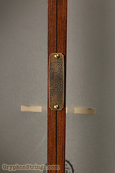 "Pisgah Banjo Pisgah Tubaphone 11"",  Maple Rim, Aged Brass Hardware 5 String, SRT scale NEW Image 7"