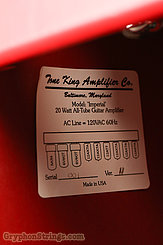 1993 Tone King Amplifier Imperial Image 9