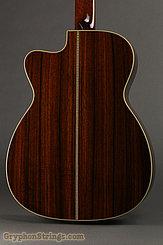 2001 Julius Borges Guitar OMC Adirondack/Indian Image 2