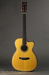 2001 Julius Borges Guitar OMC Adirondack/Indian Image 3