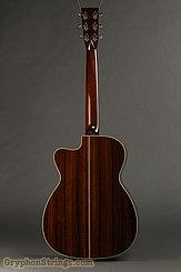 2001 Julius Borges Guitar OMC Adirondack/Indian Image 4