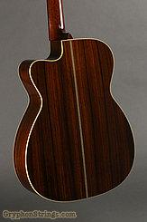 2001 Julius Borges Guitar OMC Adirondack/Indian Image 6