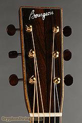 2017 Bourgeois Guitar OM-DB Signature Image 7