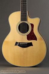 2014 Taylor Guitar 456ce SLTD Image 1