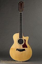 2014 Taylor Guitar 456ce SLTD Image 3