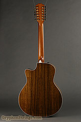 2014 Taylor Guitar 456ce SLTD Image 4