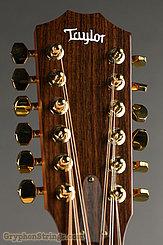 2014 Taylor Guitar 456ce SLTD Image 6