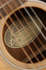 2015 Larrivee Guitar D-02 Image 9