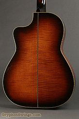 2004 Huss & Dalton Guitar CM Custom Maple Image 2