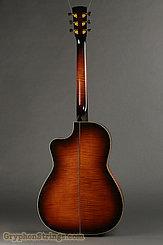2004 Huss & Dalton Guitar CM Custom Maple Image 4