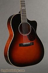2004 Huss & Dalton Guitar CM Custom Maple Image 5