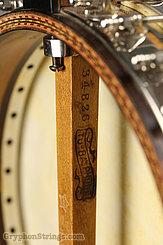 1916 Vega-Fairbanks Banjo Style X No. 9 Tubaphone Image 8