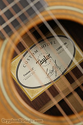 2017 Taylor Guitar GC Custom  Image 10