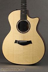 2020 Taylor Guitar Custom GA Quilted Sapele/ Bearclaw Engelmann Image 1