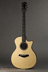 2020 Taylor Guitar Custom GA Quilted Sapele/ Bearclaw Engelmann Image 3