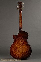 2020 Taylor Guitar Custom GA Quilted Sapele/ Bearclaw Engelmann Image 4