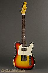 2020 Nash Guitar T-63 Sunburst Image 3
