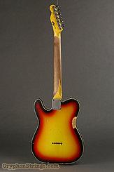 2020 Nash Guitar T-63 Sunburst Image 4