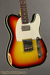 2020 Nash Guitar T-63 Sunburst Image 5