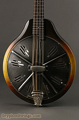 National Reso-Phonic Mandolin RM1 Vintage Mandolin, Maple, Steel Resophonic NEW