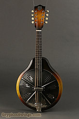 National Reso-Phonic Mandolin RM1 Vintage Mandolin, Maple, Steel Resophonic NEW Image 3