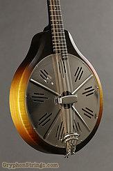 National Reso-Phonic Mandolin RM1 Vintage Mandolin, Maple, Steel Resophonic NEW Image 5