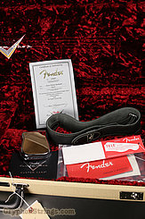 2016 Fender Guitar Ltd 50s Thinline Tele Relic Dirty Sonic Image 12