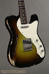 2016 Fender Guitar Ltd 50s Thinline Tele Relic Dirty Sonic Image 5