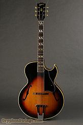 1963 Gibson Guitar L-4C sunburst Image 3